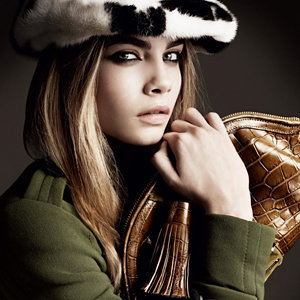 SEE PICS: Burberry's new campaign shot by Mario Testino!
