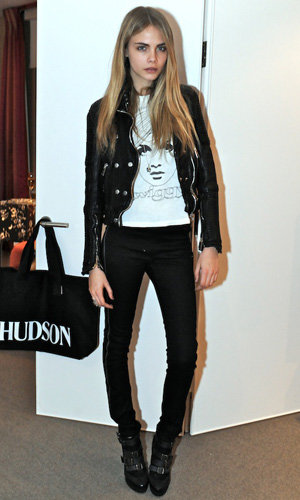 Hudson launch 'Hudson by Georgia May Jagger' collection