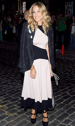 SEE PICS: Celebs out in force for Chanel SoHo re-opening party in New York!