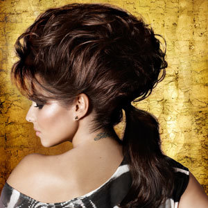 See Cheryl Cole's fab hair in stunning new shoot for Elnett 50th Birthday!