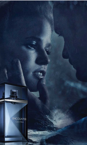 Calvin Klein reveals new fragrance…and a new celebrity face!