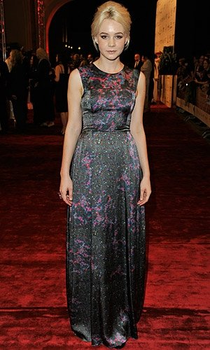 Carey Mulligan wows in Erdem