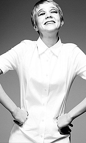 SEE: Carey Mulligan channelling Twiggy!