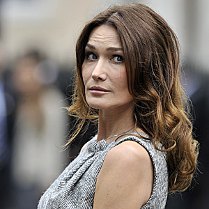 Carla Bruni-Sarkozy and Swarovski get sparkly for charity