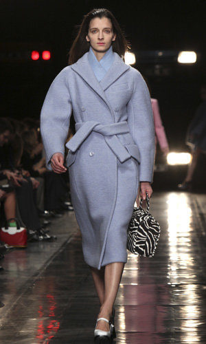 Paris Fashion Week Autumn Winter 2013: Balenciaga, Lanvin and Balmain