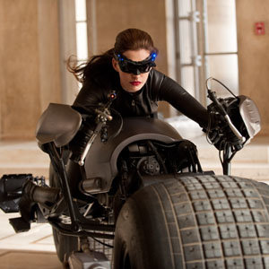 Anne Hathaway wows in NEW pictures from The Dark Knight Rises
