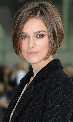 NEW HAIR: Keira Knightley speaks to InStyle about her new bobbed hairdo!