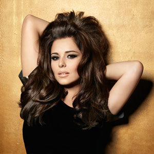 Cheryl Cole's new campaign pictures for L'Oreal hairspray!