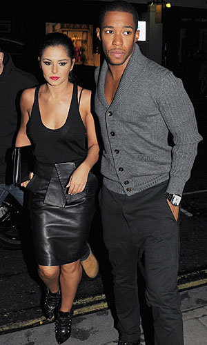 Cheryl Cole did the chasing with her new man, she reveals!