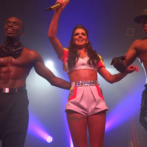 Cheryl Cole parties at G-A-Y!