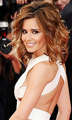 Cheryl Cole releases her first book!