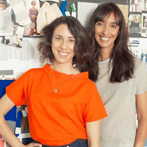 InStyle talks knitwear with Chinti and Parker