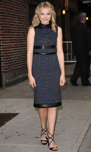 SEE PICS: Chloe Moretz debuts two gorgeous outfits!