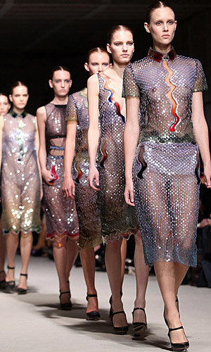 WATCH: London Fashion Week highlights from Erdem, Christopher Kane and more