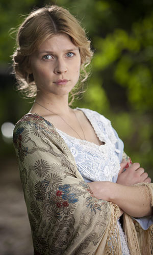 EXCLUSIVE VIDEO: Clemence Poesy talks Birdsong