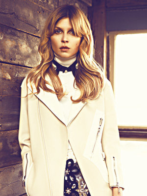 VIDEO EXCLUSIVE: Clemence Poesy's InStyle shoot!