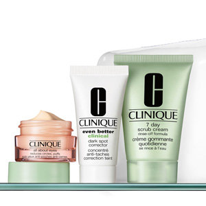 QUICK: Get down to Clinique for skincare giveaway!