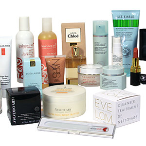 WIN a bag of beauty goodies worth up to £500!