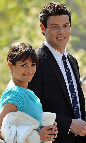 Glee star Cory Monteith hints at what could be to come in season 3