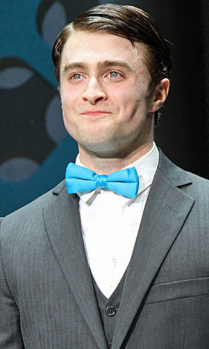 Harry Potter star Daniel Radcliffe makes his musical debut on Broadway!