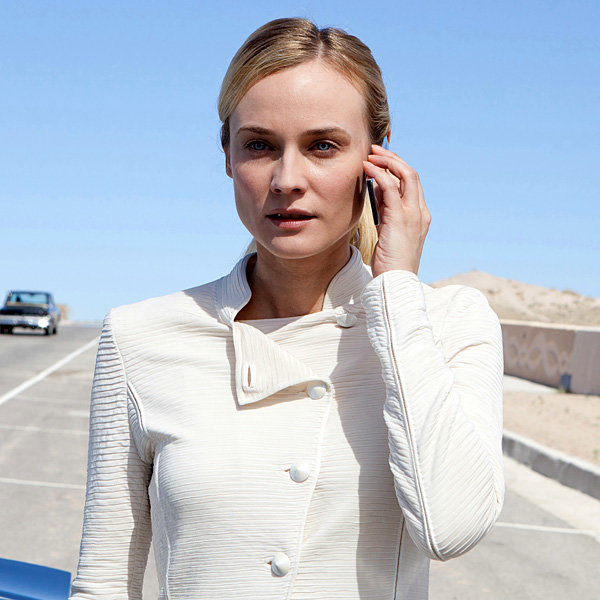 Diane Kruger talks romance and rivalry