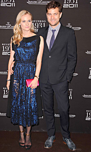 Stars dress to the nines for Jaeger-LeCoultre