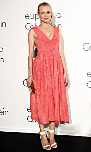 Stars sizzle at Calvin Klein party in Cannes