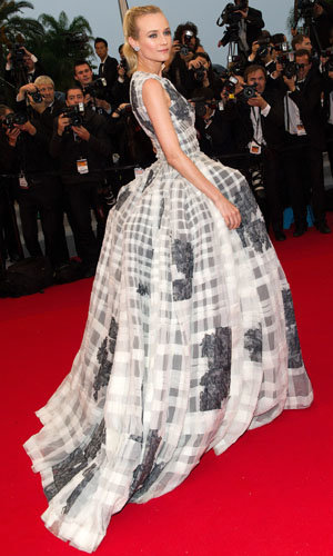 CANNES LATEST: Diane Kruger, Reese Witherspoon, Bonnie Wright and more!