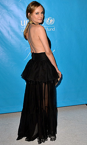 SEE PICS: Diane Kruger, Kristen Bell, Nicole Richie and Rose McGowan at the star-studded Unicef Ball!