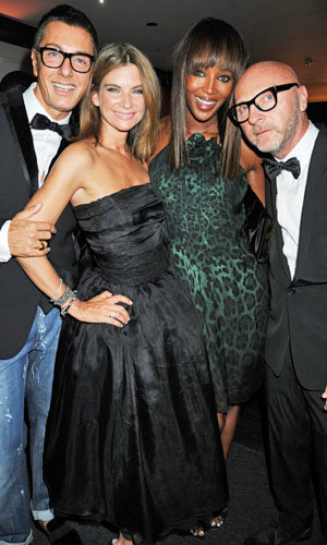 InStyle parties with Net-A-Porter and Dolce & Gabbana
