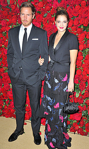 CONGRATS: Drew Barrymore gets engaged!
