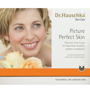 Win a Dr. Hauschka Perfect Face Care Kit!
