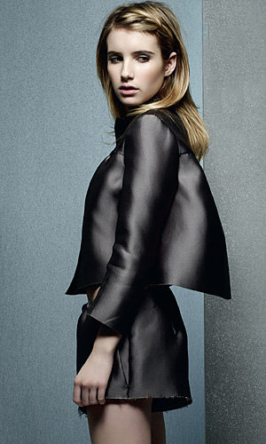 SEE: Emma Roberts' sultry minimalist style for InStyle's June edition