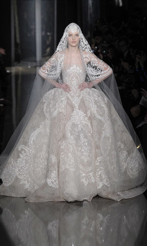 Paris Couture Week finale highlights: Elie Saab, Valentino and Jean Paul Gaultier