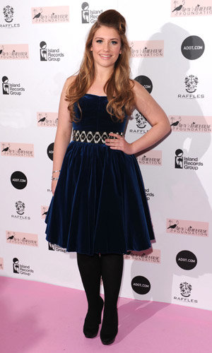 Ella Henderson takes centre stage at Amy Winehouse Foundation Ball