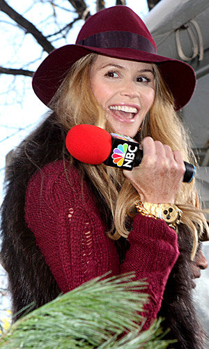 SEE PICS: Avril Lavigne, Elle Macpherson, Cee Lo Green and Mary J Blige at Macy's Thanksgiving Parade