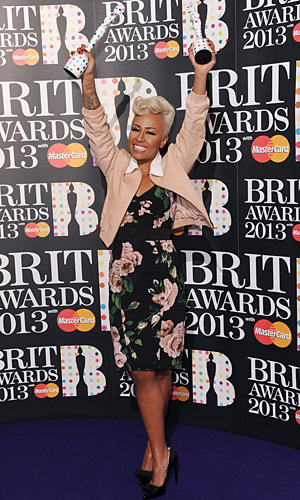 BRIT Awards 2013: All the winners!