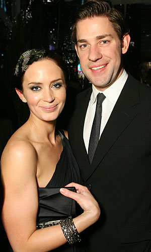 Emily Blunt and John Krasinski marry in Italian wedding