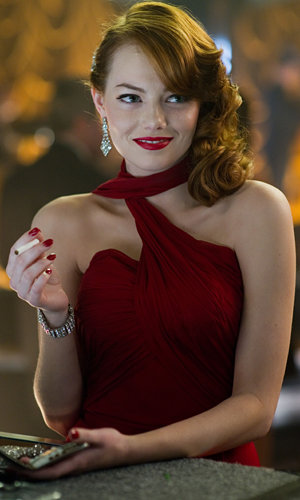 "Gangster Squad turned Emma Stone from ""girl next door to woman"""