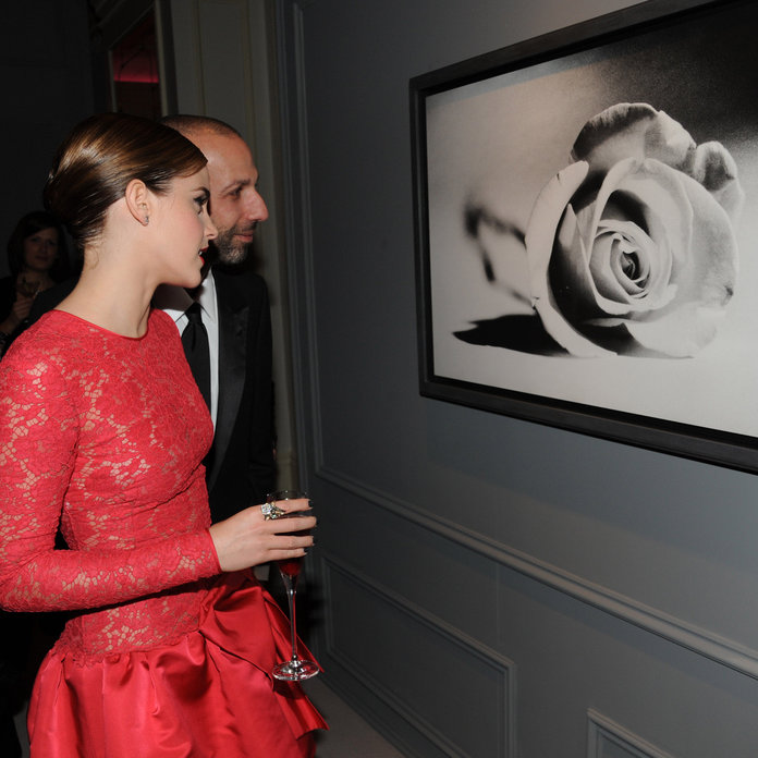 InStyle hits the Emma Watson and Lancome pre-BAFTA party!