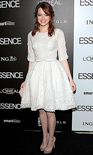 SEE PICS: Emma Stone and stars of The Help at the Essence Black Women in Hollywood lunch