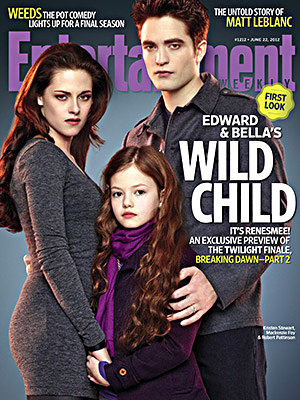 New picture of Twilight's Renesmee revealed!