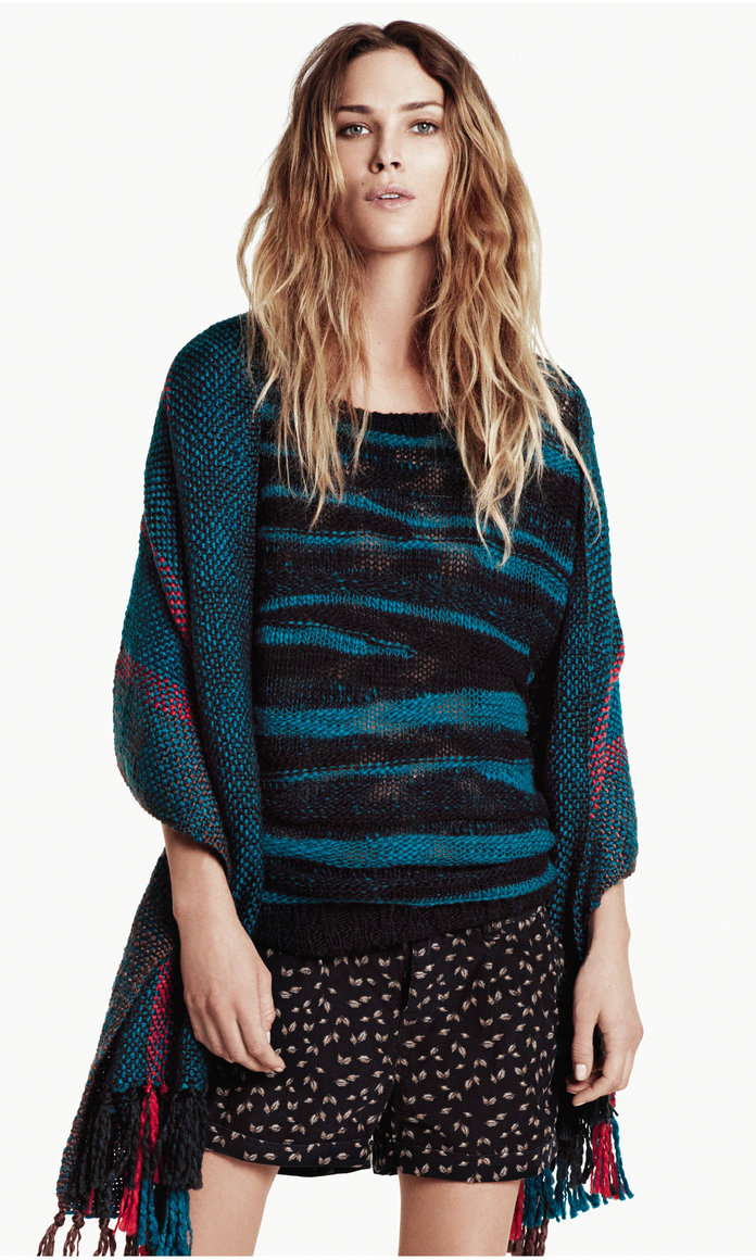 Erin Wasson confirmed as star in Esprit's Autumn campaign!