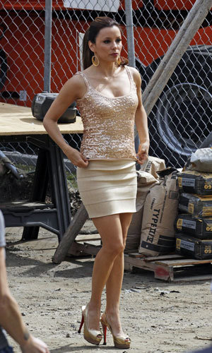 NEW Desperate Housewives on-set pics