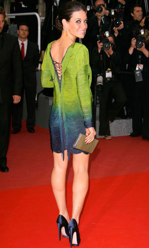 Evangeline Lily and Naomi Watts wow at Cannes