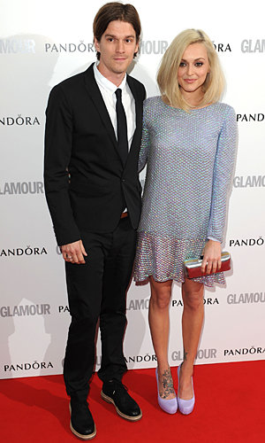 Fearne Cotton welcomes a baby boy!