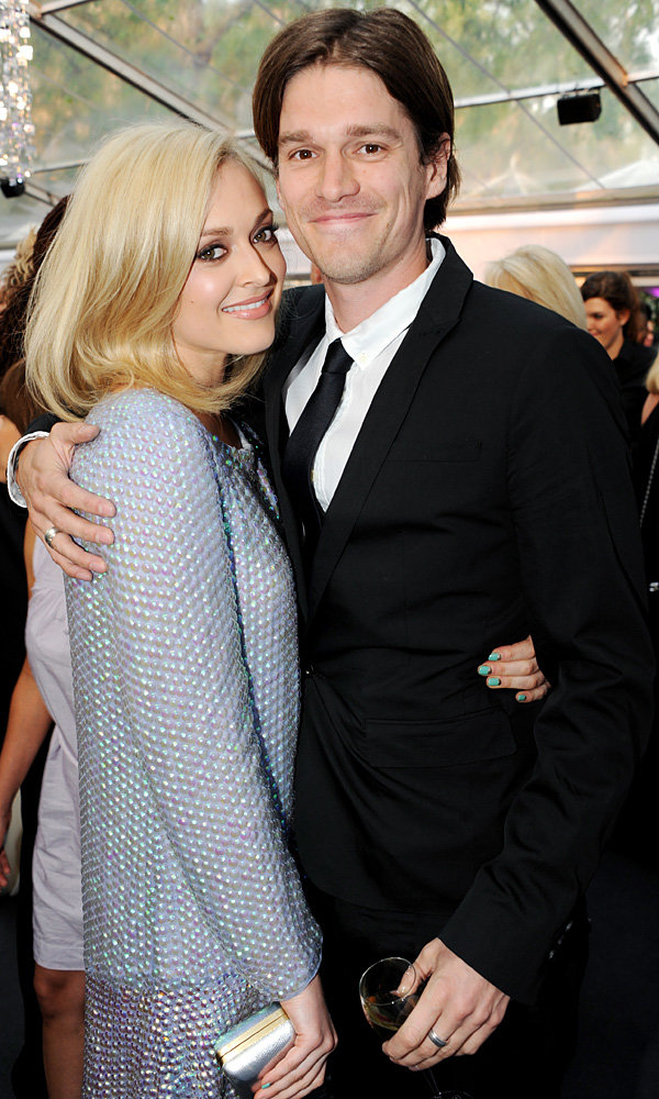 Fearne Cotton's baby's godfather revealed
