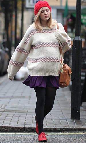 Fearne Cotton gives her pregnancy style tips