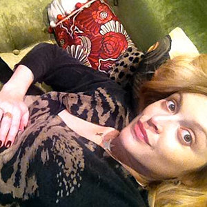 Pregnant Fearne Cotton reveals how she's kept busy on maternity leave
