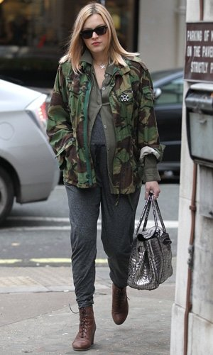 InStyle prediction: Fearne Cotton's baby to lead most stylish due in 2013